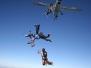 Janines 100er Fallschirmsprung 2008