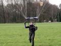 Fallschirmspringer Landebilder