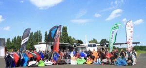 Wingsuit Marl Fallschirm